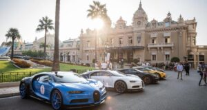 Vente record d'emplacements de parking à Monte-Carlo
