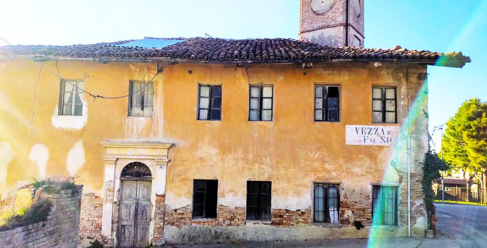 casa canonica langhe