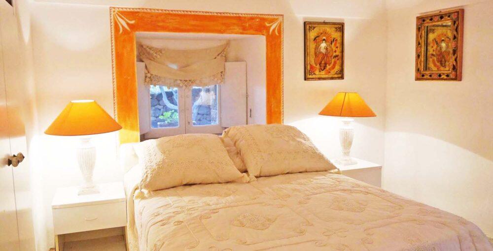camera da letto dammuso