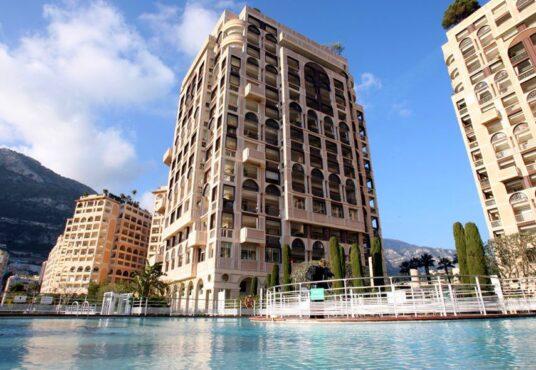 seaside plaza fontvieille
