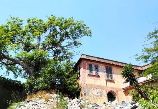 lavagna villa