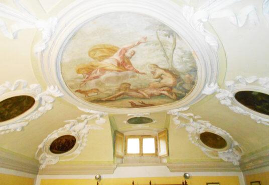gussago villa storica ristrutturare vendita