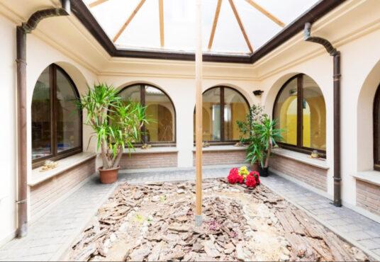 vendita complesso immobiliare con terreno ravenna