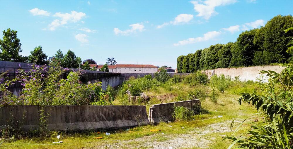 brescia - borgo centrale - area edificabile