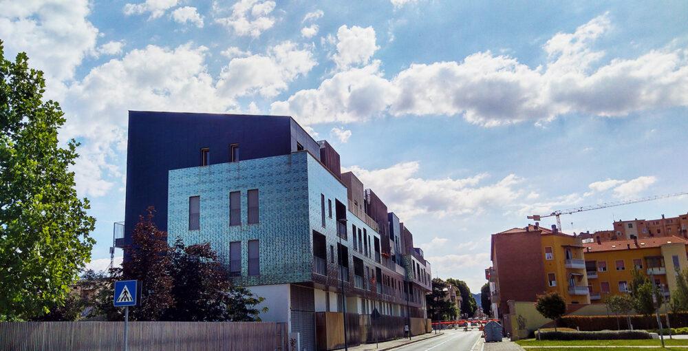 brescia - area edificabile residenziale