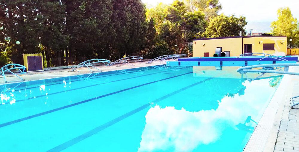 villaggio madonna degli ulivi - piscina
