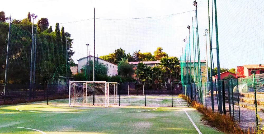 viagrande villaggio - campo sportivo