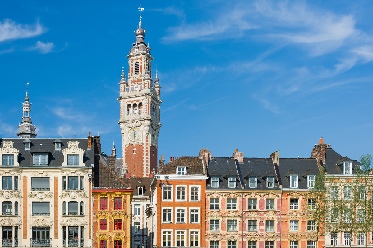 lille - french cities