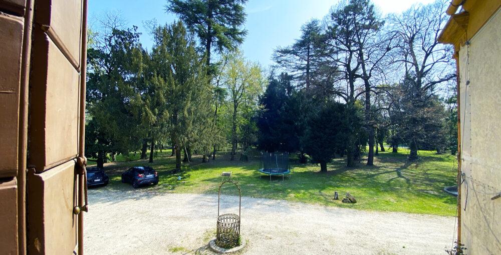 villa storica mogliano veneto vendita