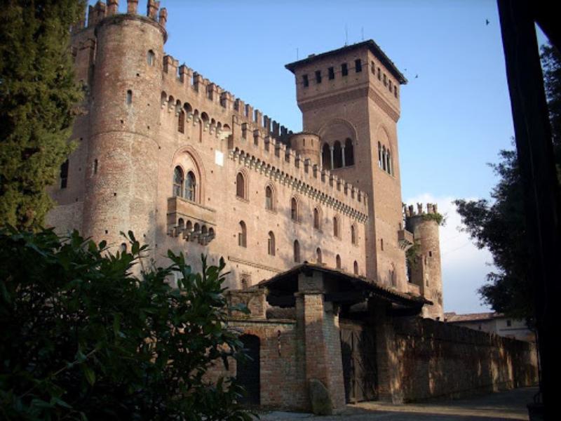 Castelli nel Monferrato - Castello di Gabiano