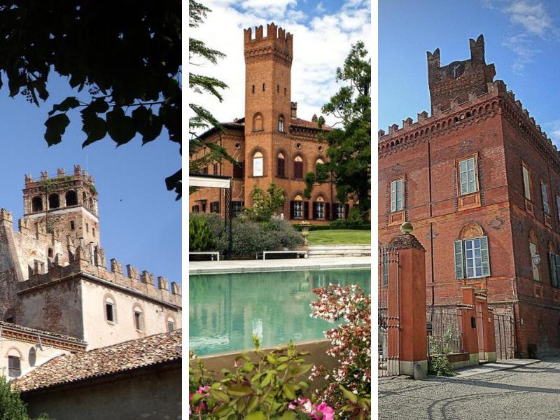 castelli nel monferrato