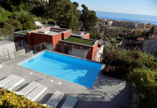 les terrasses - piscine