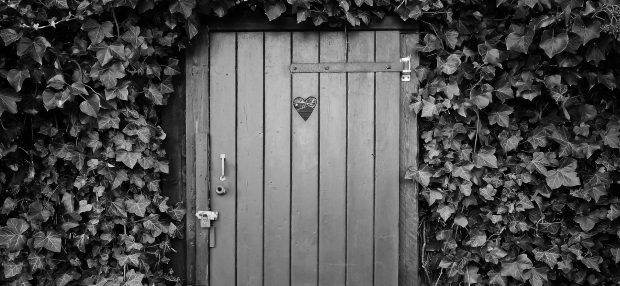 door-1229144_1920 bw 2